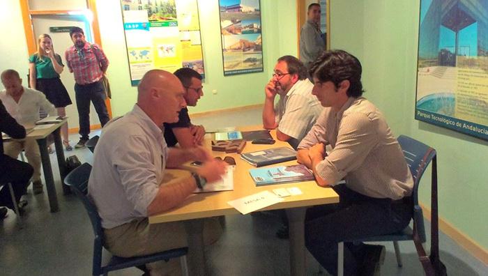 IGM participa en un encuentro empresarial en el Parque Tecnológico de Andalucía